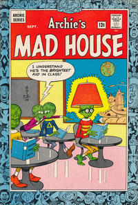 Cover Thumbnail for Archie's Madhouse (Archie, 1959 series) #35