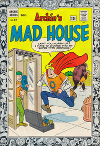 Cover Thumbnail for Archie's Madhouse (Archie, 1959 series) #37