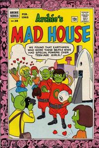 Cover Thumbnail for Archie's Madhouse (Archie, 1959 series) #38