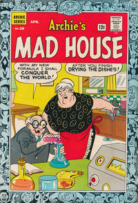 Cover Thumbnail for Archie's Madhouse (Archie, 1959 series) #39