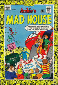 Cover Thumbnail for Archie's Madhouse (Archie, 1959 series) #41