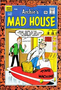 Cover Thumbnail for Archie's Madhouse (Archie, 1959 series) #45