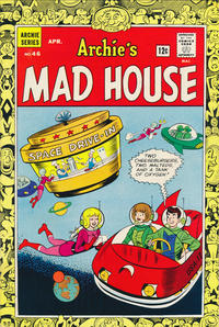 Cover Thumbnail for Archie's Madhouse (Archie, 1959 series) #46