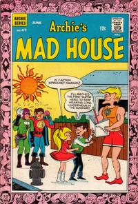 Cover Thumbnail for Archie's Madhouse (Archie, 1959 series) #47