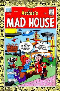 Cover Thumbnail for Archie's Madhouse (Archie, 1959 series) #48
