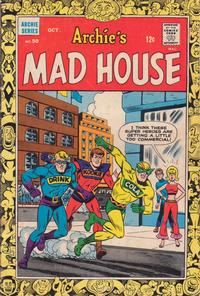 Cover Thumbnail for Archie's Madhouse (Archie, 1959 series) #50