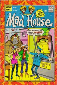 Cover Thumbnail for Archie's Madhouse (Archie, 1959 series) #62