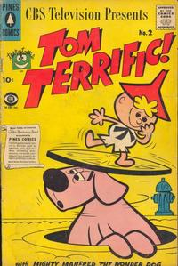 Cover Thumbnail for Tom Terrific (Pines, 1957 series) #2