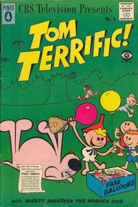 Cover Thumbnail for Tom Terrific (Pines, 1957 series) #6