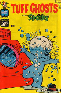 Cover Thumbnail for Tuff Ghosts Starring Spooky (Harvey, 1962 series) #33