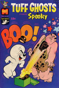 Cover Thumbnail for Tuff Ghosts Starring Spooky (Harvey, 1962 series) #39