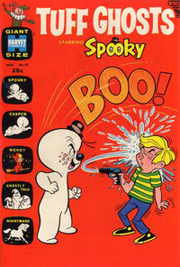 Cover Thumbnail for Tuff Ghosts Starring Spooky (Harvey, 1962 series) #41