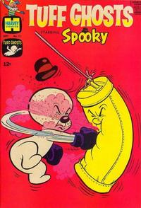 Cover Thumbnail for Tuff Ghosts Starring Spooky (Harvey, 1962 series) #12