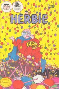 Cover Thumbnail for Herbie (A-Plus Comics, 1990 series) #5