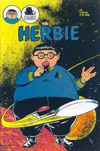Cover Thumbnail for Herbie (A-Plus Comics, 1990 series) #6