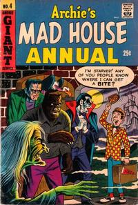 Cover Thumbnail for Archie's Madhouse Annual (Archie, 1962 series) #4