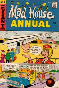 Cover Thumbnail for Archie's Madhouse Annual (Archie, 1962 series) #6