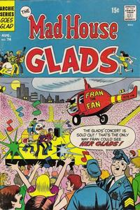 Cover Thumbnail for The Mad House Glads (Archie, 1970 series) #74