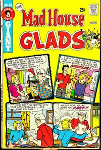 Cover Thumbnail for The Mad House Glads (Archie, 1970 series) #90