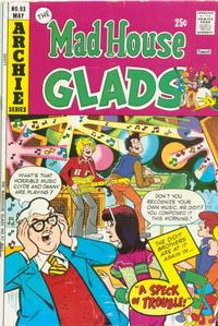 Cover Thumbnail for The Mad House Glads (Archie, 1970 series) #93
