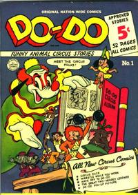 Cover Thumbnail for Do-Do (Nation-Wide Publishing, 1950 series) #1