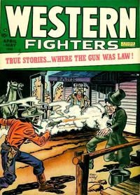 Cover Thumbnail for Western Fighters (Hillman, 1948 series) #v1#1