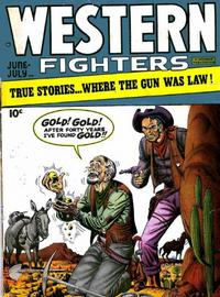 Cover Thumbnail for Western Fighters (Hillman, 1948 series) #v1#2