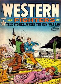 Cover Thumbnail for Western Fighters (Hillman, 1948 series) #v2#2