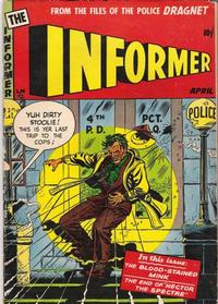 Cover Thumbnail for The Informer (Sterling, 1954 series) #1