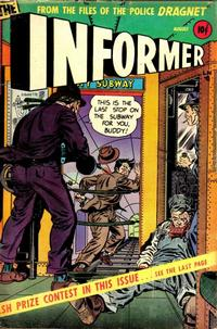 Cover Thumbnail for The Informer (Sterling, 1954 series) #3
