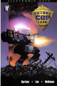 Cover Thumbnail for Future Cop: L.A.P.D. (Image, 1998 series) #[nn]