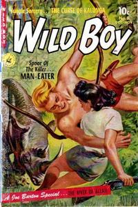 Cover Thumbnail for Wild Boy (Ziff-Davis, 1950 series) #8