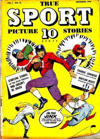 Cover Thumbnail for True Sport Picture Stories (Street and Smith, 1942 series) #v1#10