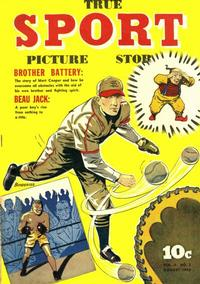 Cover Thumbnail for True Sport Picture Stories (Street and Smith, 1942 series) #v2#2