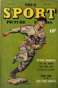 Cover Thumbnail for True Sport Picture Stories (Street and Smith, 1942 series) #v2#7
