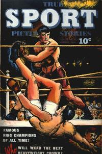 Cover Thumbnail for True Sport Picture Stories (Street and Smith, 1942 series) #v2#8