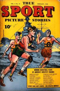 Cover Thumbnail for True Sport Picture Stories (Street and Smith, 1942 series) #v2#11