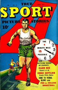 Cover Thumbnail for True Sport Picture Stories (Street and Smith, 1942 series) #v2#12
