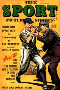 Cover Thumbnail for True Sport Picture Stories (Street and Smith, 1942 series) #v3#3