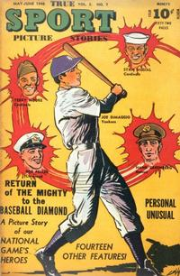 Cover Thumbnail for True Sport Picture Stories (Street and Smith, 1942 series) #v3#7