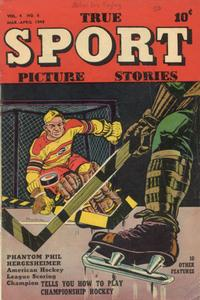 Cover Thumbnail for True Sport Picture Stories (Street and Smith, 1942 series) #v4#6