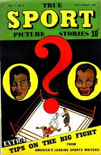 Cover Thumbnail for True Sport Picture Stories (Street and Smith, 1942 series) #v4#8