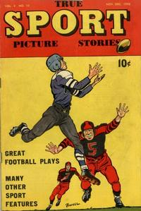 Cover Thumbnail for True Sport Picture Stories (Street and Smith, 1942 series) #v4#10