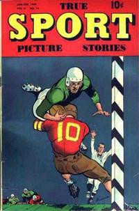 Cover Thumbnail for True Sport Picture Stories (Street and Smith, 1942 series) #v4#11