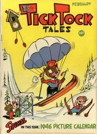 Cover Thumbnail for Tick Tock Tales (Magazine Enterprises, 1946 series) #2