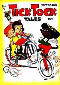 Cover Thumbnail for Tick Tock Tales (Magazine Enterprises, 1946 series) #9