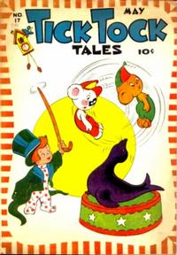 Cover Thumbnail for Tick Tock Tales (Magazine Enterprises, 1946 series) #17