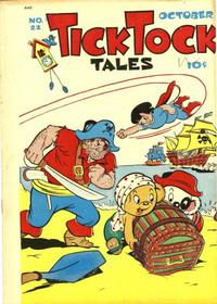 Cover Thumbnail for Tick Tock Tales (Magazine Enterprises, 1946 series) #22