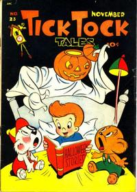 Cover Thumbnail for Tick Tock Tales (Magazine Enterprises, 1946 series) #23