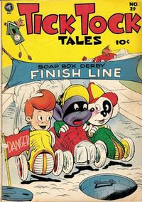 Cover Thumbnail for Tick Tock Tales (Magazine Enterprises, 1946 series) #29